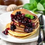gluten-free chef's promise pancakes